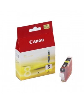 Canon CLI8 Yellow OEM - 0623B001