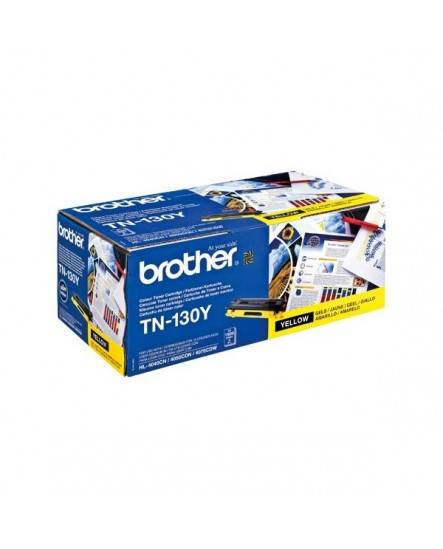 Brother TN130Y Yellow OEM