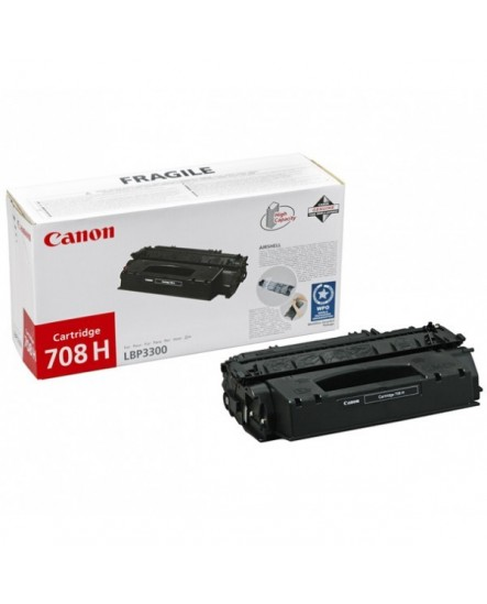 Canon 708H Black OEM - 0917B002