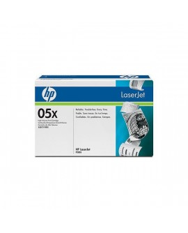HP CE505X Black OEM
