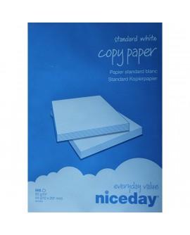 Papier A4 blanc