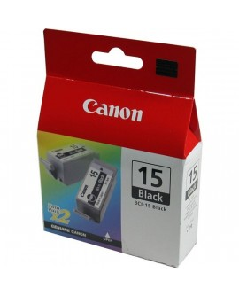 Canon BCI15 Black OEM - 8190A002