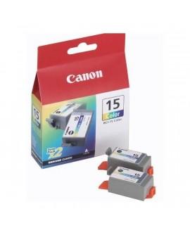 Canon BCI15 Couleurs OEM - 8191A002