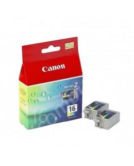 Canon BCI16 Couleurs OEM - 9818A002