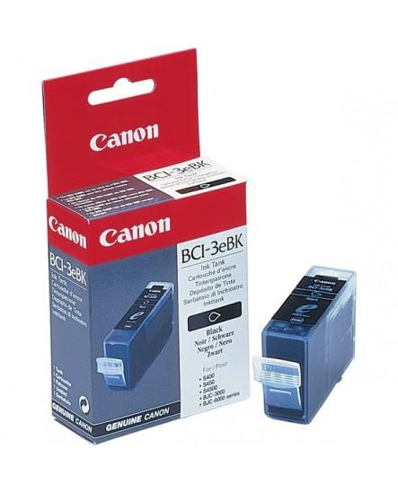 Canon BCI3e Black OEM - 4479A002