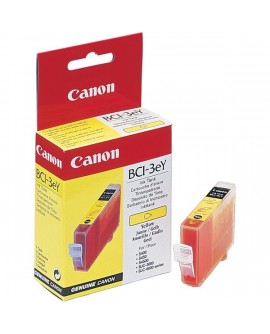 Canon BCI3 Jaune OEM - 4482A002