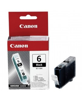 Canon BCI6 Black OEM - 4705A021