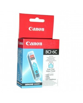 Canon BCI6 Cyan OEM - 4706A017
