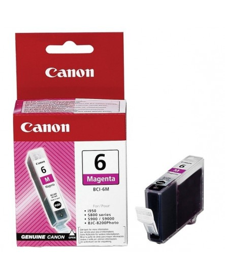 Canon BCI6 Magenta OEM - 4707A014
