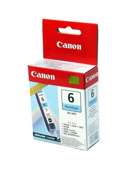 Canon BCI6 Photo Cyan OEM - 4709A014