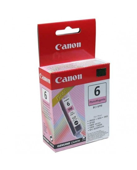 Canon BCI6 Photo Magenta OEM 4710A014