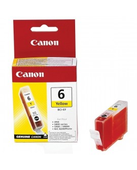 Canon BCI6 Yellow OEM - 4708A014